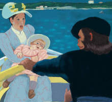 Art Lesson: Mary Cassatt