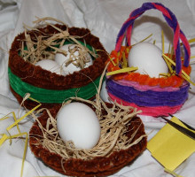 Easter Crafts Easter Baskets
