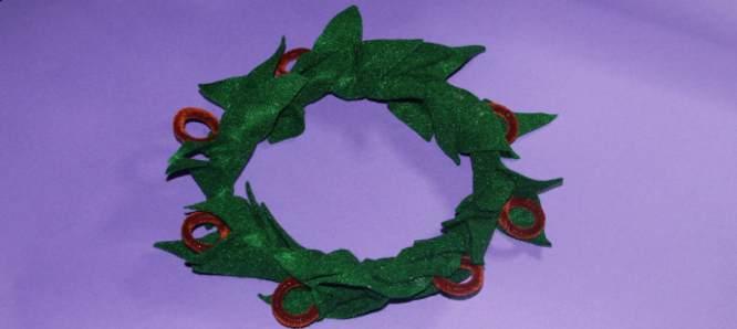 laurel leaf crown template - make a crown childrens art
