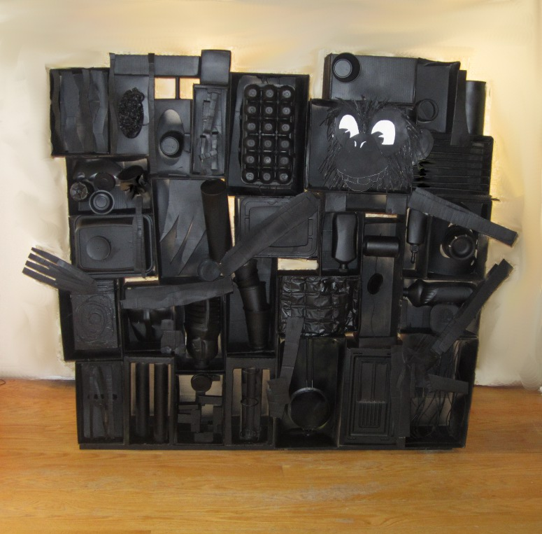 Louise Nevelson Art Lesson Art lessons for children  skyLouise Nevelson Art Lesson